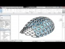 Como hacer una Superficie con patrón masa en Revit