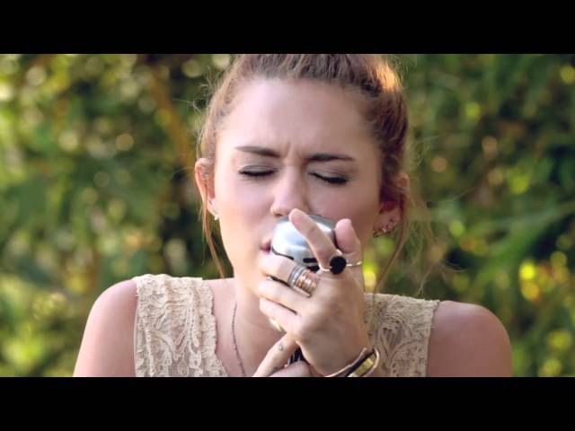 Miley Cyrus The Backyard Sessions Jolene