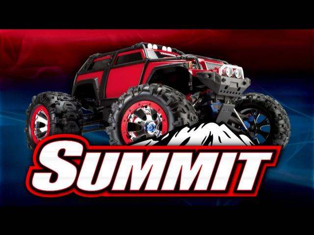 Summit 4wd Extreme Terrain Monster Truck