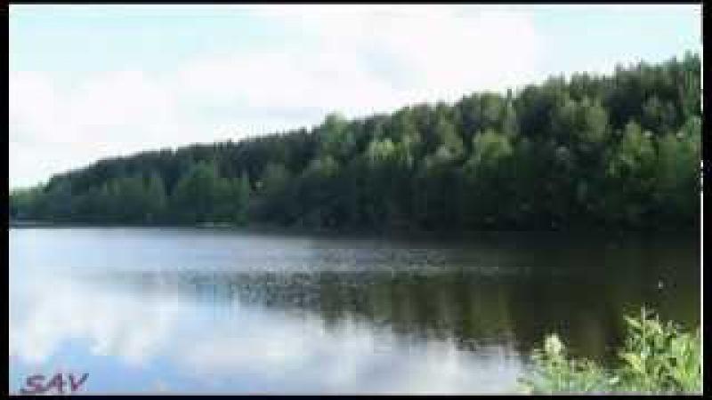 Песня о Великой русской реке Волге в исполнении Александра Дроздова