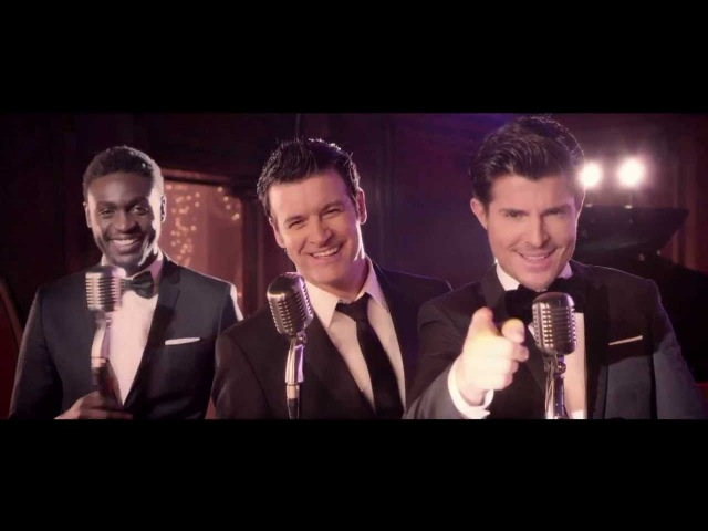 Forever Gentlemen Fly Me To The Moon Corneille Vincent Niclo Roch Voisine