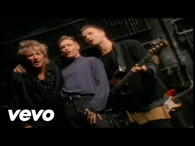 Bryan Adams, Rod Stewart, Sting - All For Love