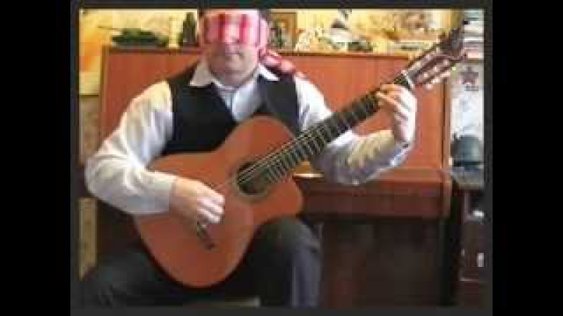 Бригада на гитаре, полная версия