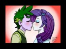 Mlp rarity and spike