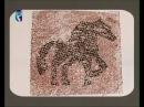 Делаем клише и печатаем эстамп двухцветную гравюру с помощью подручных материалов Мастер класс