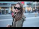 Блогер GConstr в восторге Наряд дня Нью Йорк стиль От Сони Есьман