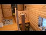 Деревянная лестница своими руками 1 серия