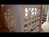 Деревянная лестница своими руками 2 серия