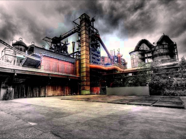 Factory Ambience (Soundscape)