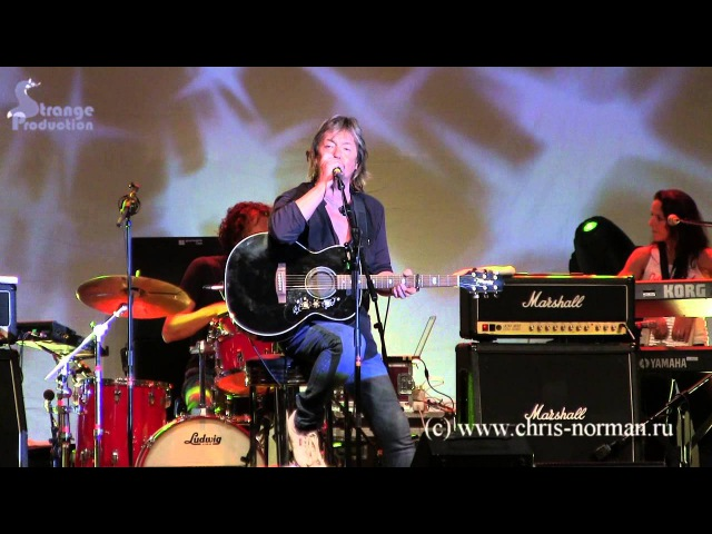 Chris Norman Band. Crossover Tour 2015. New, Live and Rare. Part 2.