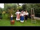 Gabriela Bancila - Asta-i hora vrancenesca si Ansamblul Dorului din Prato