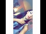 Gabi Demartino's Snapchat on Instagram