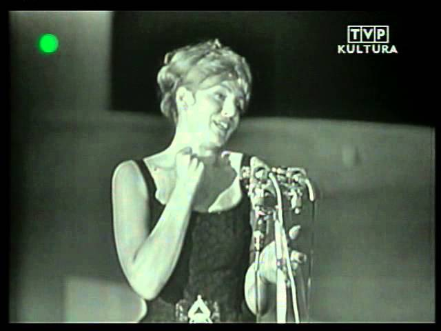 Анна Герман - Танцующие эвридики (1964 г. - 3 место)