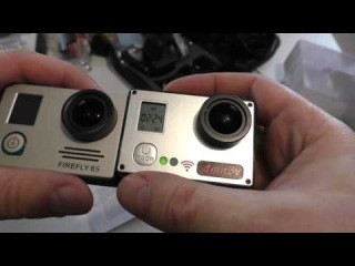 Недорогая экшн-камера Amkov AMK7000S.