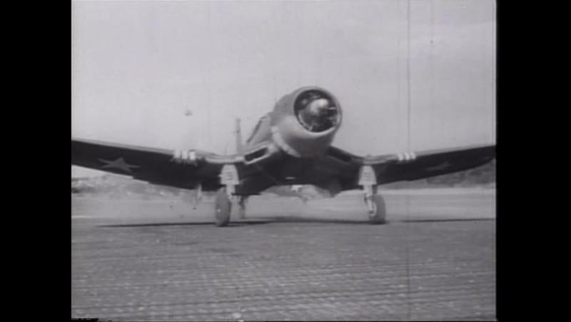 Полет сквозь время / DC Wings - Flying Through Time (2004) | 16. F4U «Корсар» / F4U Corsair