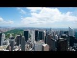 Жизнь Нью-Йорка в ритме Timelapse