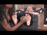 CRAZY FOR YOU AGRADA MY FEET WITH TICKLE Milf Tyler