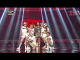 Jessi - SSENUNNI @ Music Bank 150918