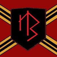 "Логотип ВПК ""Дикие Сердца"""
