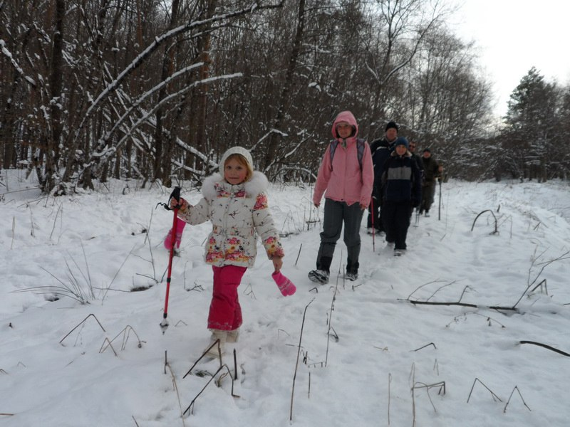 Новый год по-семейному в горах Псебая!