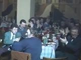 Виктор Шульман в буфете театра юного зрителя. Город Тверь 1996 г.