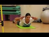 Круговая интервальная тренировка Cross Power. Ladies fitness club