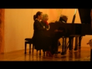 Ж.Бизе - Хабанера. Выступление Ольги Александровны на концерте ко дню учителя