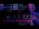 Jack DeJohnette, Roscoe Mitchell, Matthew Garrison - Festival de Jazz de Frankfurt 2015