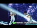 160214 Bassbot and 0701 Dance Taeyong Ten Johnny Yuta Jaehyun Hansol NCT SMRookies SMROOKIES SHOW in BKK