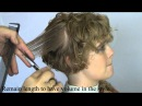 MAKE MY CURLY HAIR LOOK SPECIAL! ! Zoè's make over haircut and color.Theo Knoop