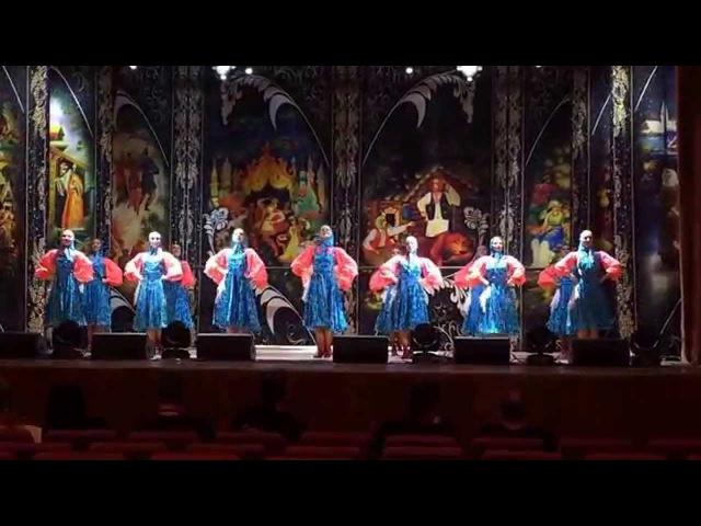 Чеботуха Образцовый коллектив ансамбль танца Юность