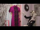 Шьем платье с кружевом своими руками (видео урок) [zhezelru]