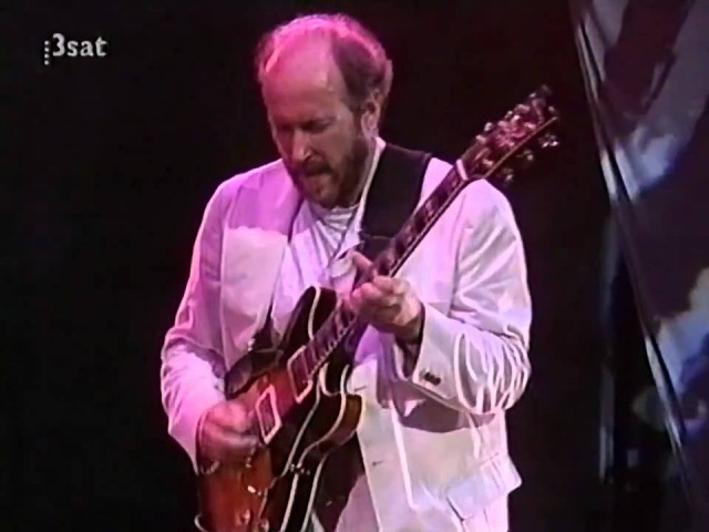 John Scofield and Pat Metheny - Everybody's Party [part 1]