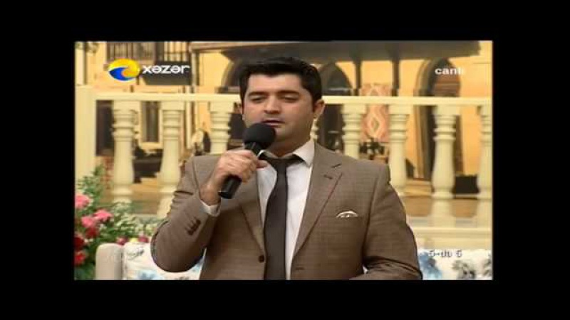 Zemfira İbrahimova ft Bahar Letifqizi -Ana ve ata haqqinda segah popuri 2015Xezer TV