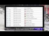 Расписание этапов биатлонного Кубка мира сезона 2015/2016.