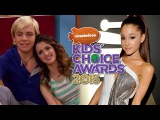 2015 Kids' Choice Awards Nominations - Ariana Grande, Taylor Swift, Austin & Ally