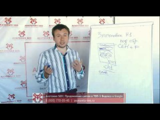 Урок №29: Заголовок h1. Видеокурс