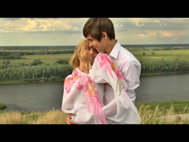 Алиса Сементина и Никита Киоссе ( победитель проекта Хочу к Меладзе ) в новом клипе Крылья