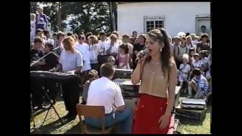 Дебют гурту Марина і компанія. Серпень 1997 року