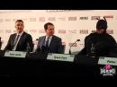 Тайсон Фьюри явился в костюме Бэтмена и пообещал Кличко судьбу Джокера Tyson Fury enters Klitschko