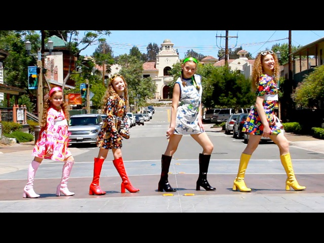 Mark Ronson - Uptown Funk ft Bruno Mars (Haschak Sisters Cover)