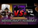 Minecraft Kombat - Ezio vs V for Vendetta