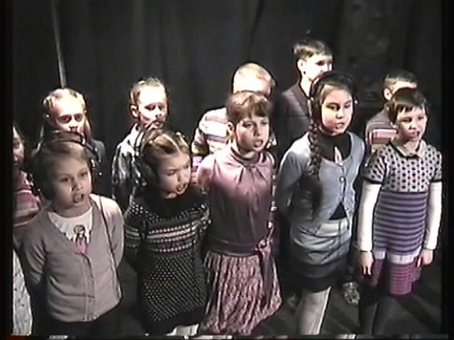Детский ансамбль Гномы - Новогодние подарки С.Петербург 2014 г.