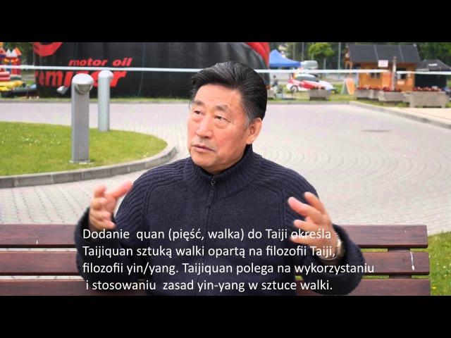 Seminar with Master Chen Xiaowang -Myślenice 2015