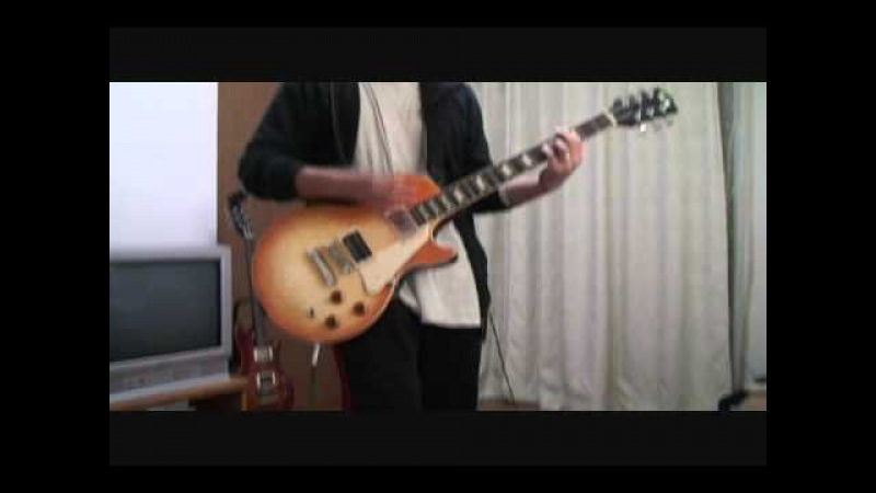 Hollywood Undead -This Love,This Hate - Guitar Cover