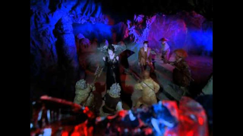 Фантагиро / Пещера золотой розы 6 серия