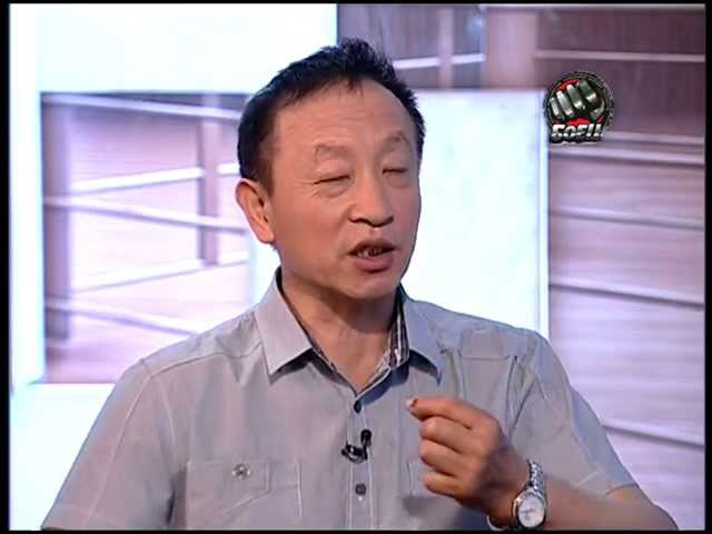 Дополнительный раунд Китайское ушу Ицюань Выпуск 35