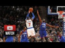 Carmelo Anthony Full Highlights vs 76ers (2014.11.22) - 25 Pts, 7 Reb