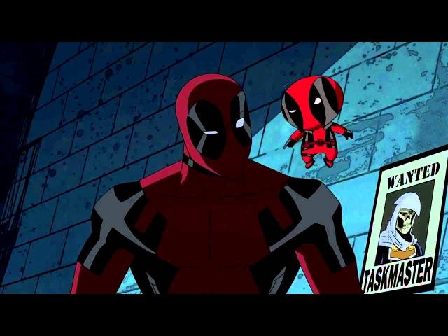 Совершенный Человек Паук Дедпул/Ultimate Spider-Man 2 season 16 episode DeadPool