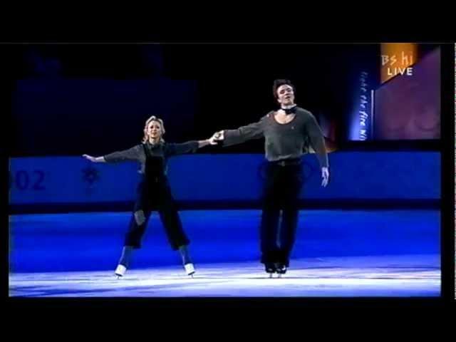 Elena Berezhnaya Anton Sikharulidze 2002 Winter Olympics EX